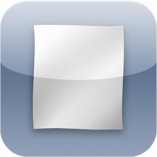 シンプルなインターフェースのDraftPadです。