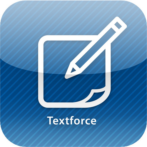 textforceロゴ