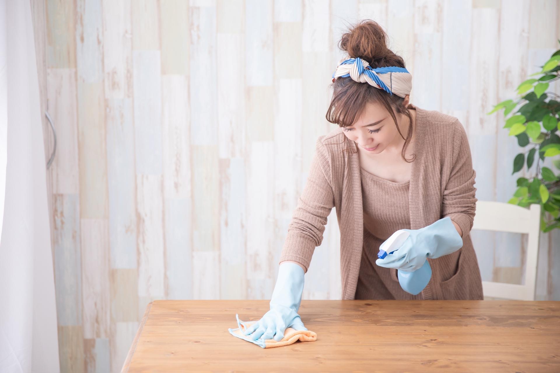 共働きで大変でも効率よくお部屋をキレイに保てるおすすめ方法